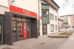 Santander Consumer Bank Royalty Free Stock Photos