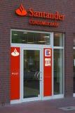 Santander Consumer Bank Stock Image