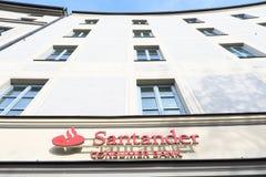 Santander Stock Images