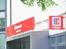 Santander Consumer Bank Stock Photos