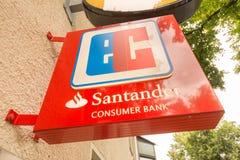 Santander de EG Royalty-vrije Stock Fotografie