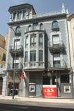 Santander-Gruppenbank Stockbild