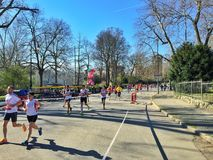 Santander Half Marathon Torino Stock Images