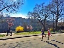Santander Half Marathon Torino Royalty Free Stock Images