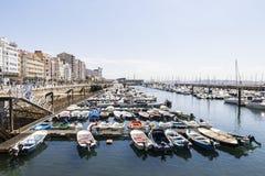Santander, la Cantabrie, Espagne photo stock