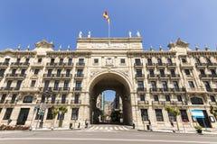 Santander, la Cantabrie, Espagne image libre de droits