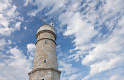 Santander lighthouse Stock Image