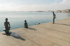 Santander Raqueros-Jungen Lizenzfreie Stockbilder