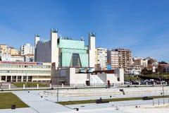 Santander Stock Image