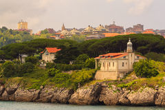 Santander, Spane Images libres de droits