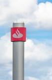 Santander symbol Royalty Free Stock Photography