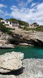 Santanyi Mallorca Spanje Royalty-vrije Stock Afbeeldingen