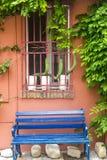 Santarcangelo di Romagna (里米尼,意大利) 库存图片