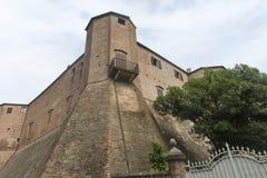 Santarcangelo Di Romagna (Rimini, Ιταλία) Στοκ φωτογραφία με δικαίωμα ελεύθερης χρήσης