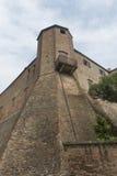 Santarcangelo Di Romagna (Rimini, Ιταλία) Στοκ εικόνα με δικαίωμα ελεύθερης χρήσης