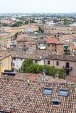Santarcangelo di Romagna (Rimini, Italien) Stockbilder