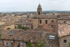 Santarcangelo di Romagna (Rimini, Italy) Royalty Free Stock Image
