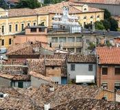 Santarcangelo di Romagna (Rimini, Italy) Royalty Free Stock Photos