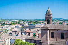 Free Santarcangelo View Of The Dome Of The Old Church Italy Rimini Italy Royalty Free Stock Photography - 89294447