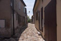 Santarchangelo stockfoto
