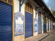 Santarem market Stock Photography