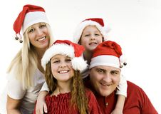 Santas 1 stock photography