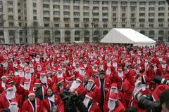 Santas Royalty Free Stock Image