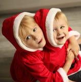 Santas Стоковые Фото