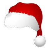 Santas cap Stock Image