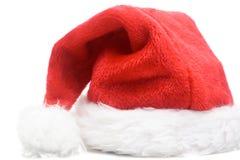 Santas cap Stock Images