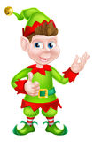 Santas Christmas Helper Stock Photos