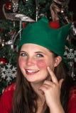 Santas Elf Stock Images