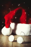 Santas `-exponeringsglas Royaltyfri Fotografi