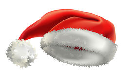 Santas hat Stock Photography