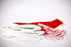 Santas hat Royalty Free Stock Image