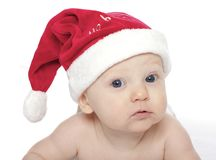 Santas helper Stock Images