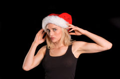 Santas helper Royalty Free Stock Photo