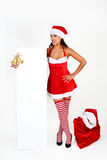 Santas helper Royalty Free Stock Photography