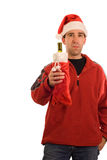 Santas Helper Stock Photography