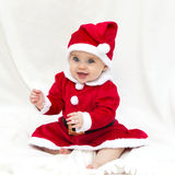 Santas Little Helper Stock Image