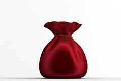 Santas sack full of gifts Royalty Free Stock Photos
