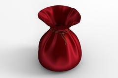 Santas sack full of gifts Royalty Free Stock Image