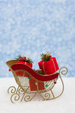 Santas Sleigh Stock Photos