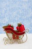 Santas Sleigh Stock Photos