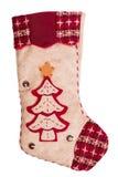 Santas strumpa Royaltyfri Fotografi
