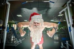 Santas utbildning Royaltyfria Bilder