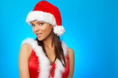 Santas Wife Stock Image