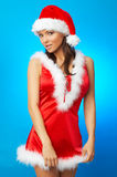 Santas Wife Stock Images