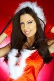 Santas Woman Stock Photo
