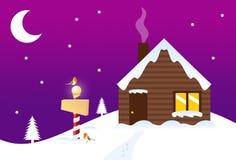 Santas Workshop Royalty Free Stock Photos